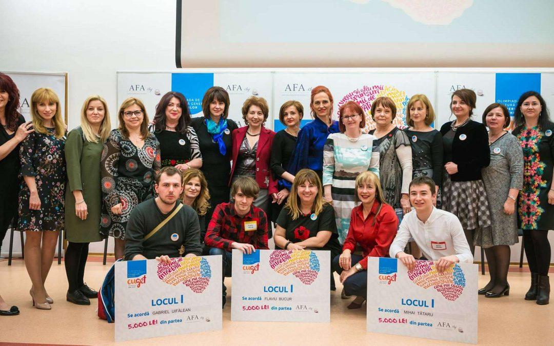 Olimpiada de Cultură Generală a Tinerilor Clujeni – CuGeT