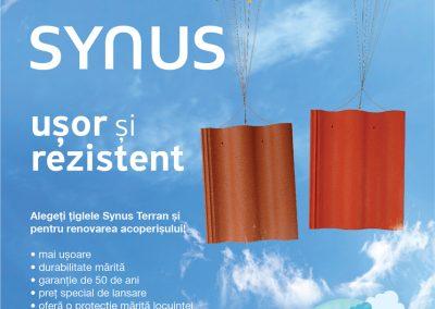 Terran - Synus - macheta A2