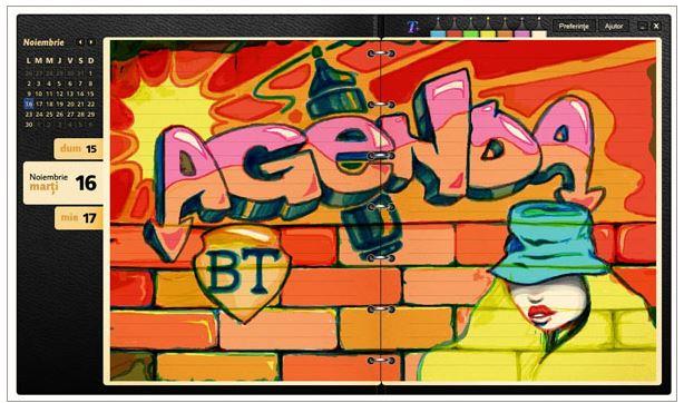 Agenda digitală BT
