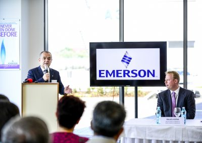 Emerson – Opening Event