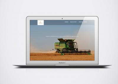 Website production for Cerealcom