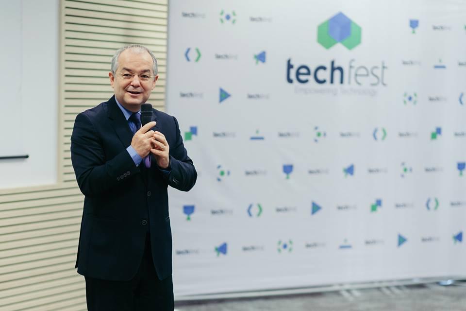 Bine ați venit în viitor: Techfest