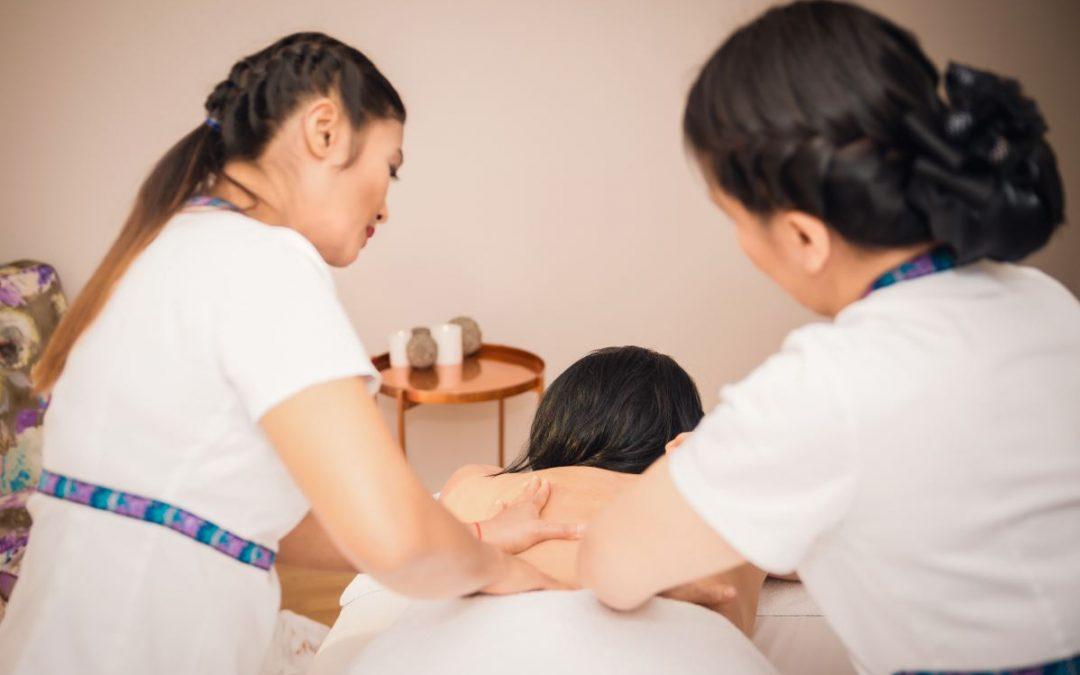 Momente de răsfăț la Thai Therapy