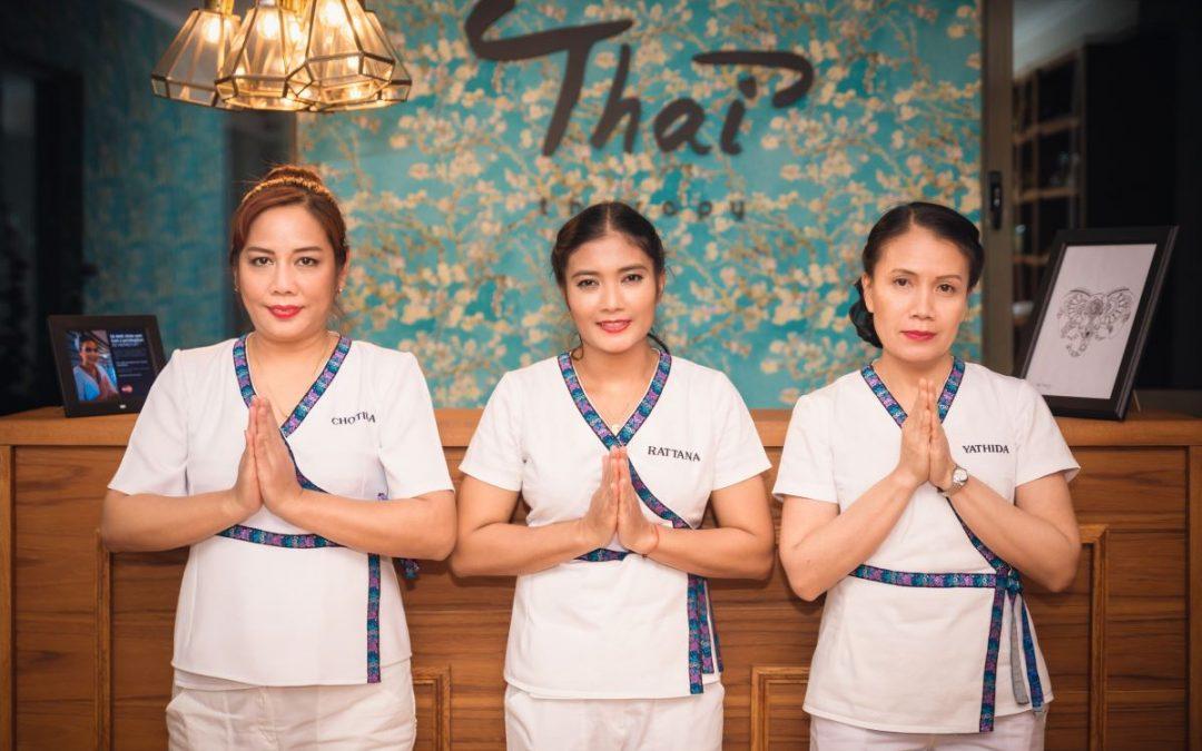 Campanie în stil thailandez pentru Thai Therapy