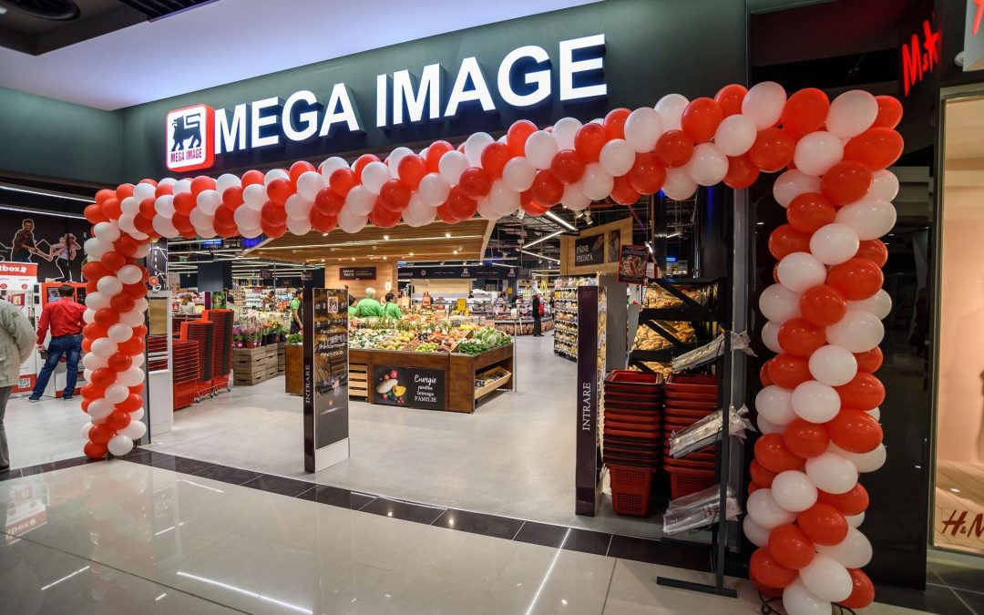 Mega Image a sosit în Cluj-Napoca