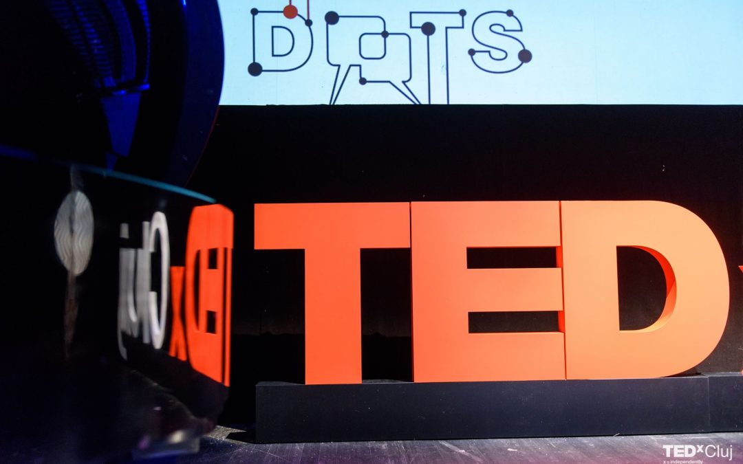 TEDx Cluj 2018 Connecting the dots
