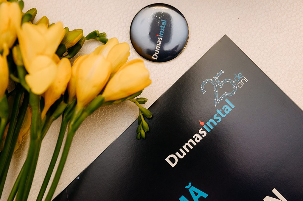 Dumas Instal – 25 de ani