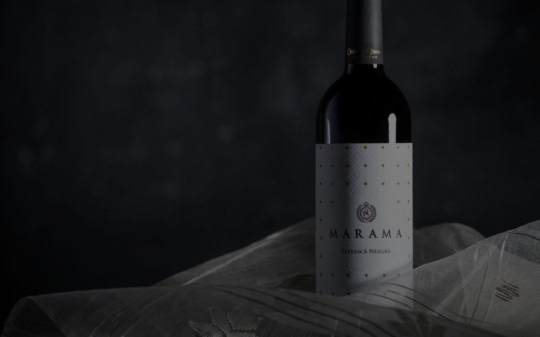 Marama – șase vinuri, comori ale pământului și istoriei românești